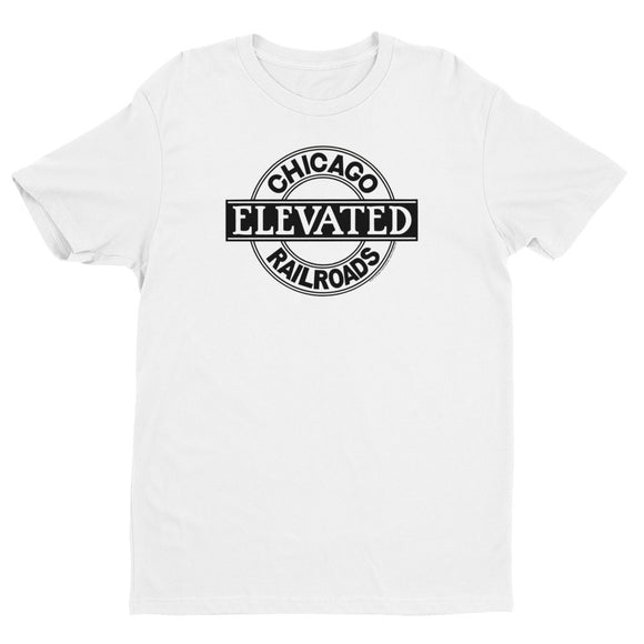 Chicago Elevated Railroads T-shirt - CTAGifts.com