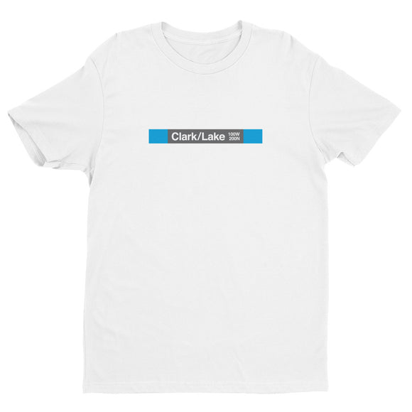 Clark/Lake (Blue) T-Shirt