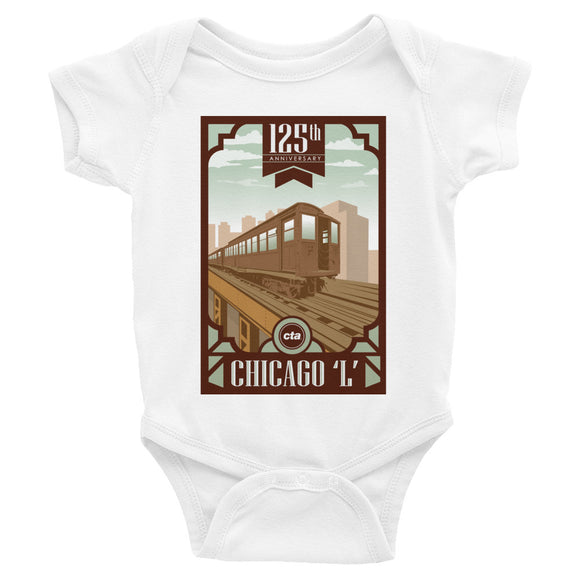 125th Anniversary Romper