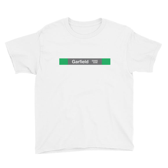 Garfield (Green) Youth T-Shirt