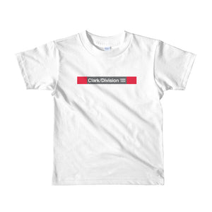 Clark/Division Toddler T-Shirt