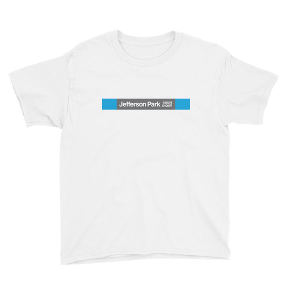 Jefferson Park  Youth T-Shirt - CTAGifts.com