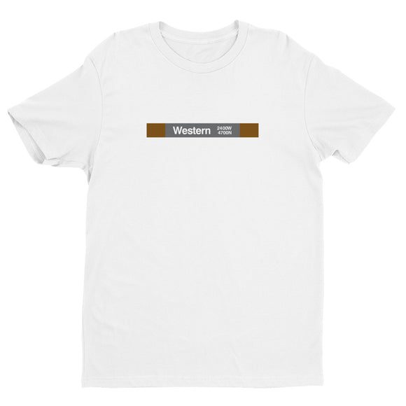 Western (Brown) T-Shirt