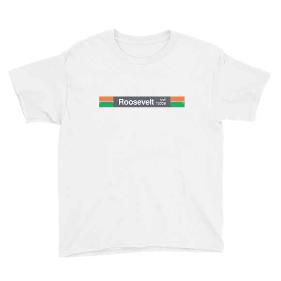 Roosevelt (Orange) Youth T-Shirt