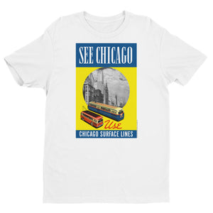 Chicago Surface Lines T-Shirt