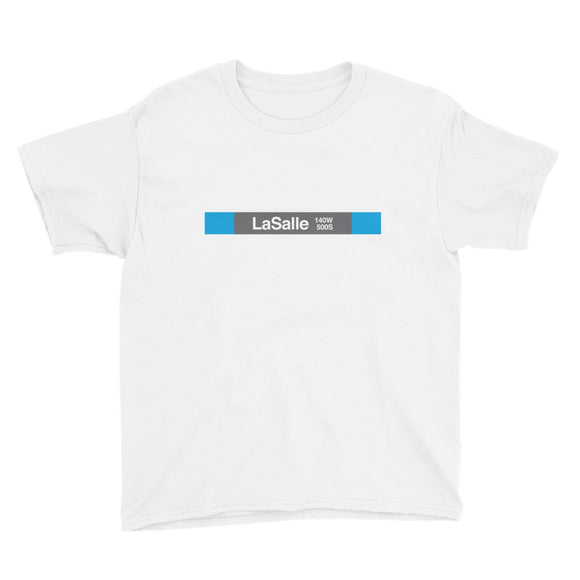 LaSalle (Blue) Youth T-Shirt