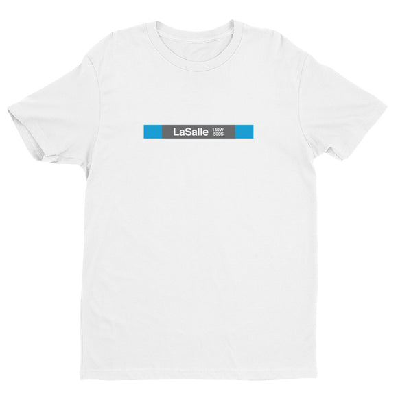 LaSalle (Blue) T-Shirt