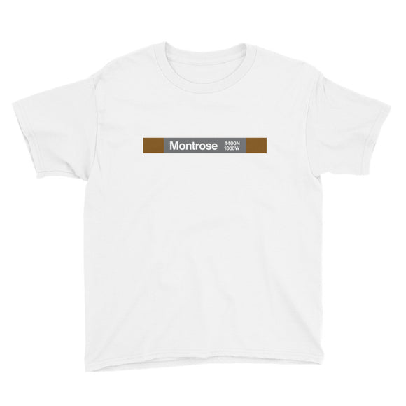 Montrose (Brown) Youth T-Shirt