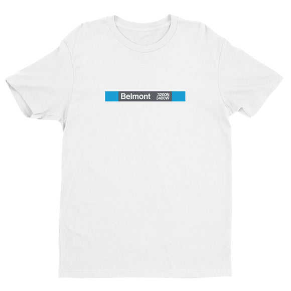 Belmont (Blue) T-Shirt