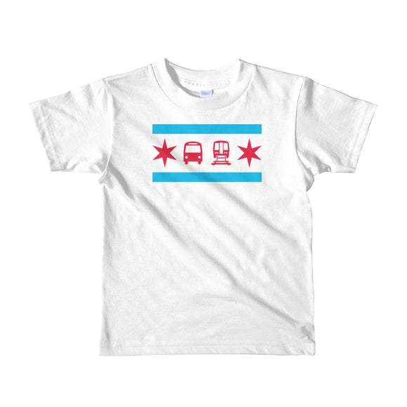 Chicago Flag Toddler T-Shirt