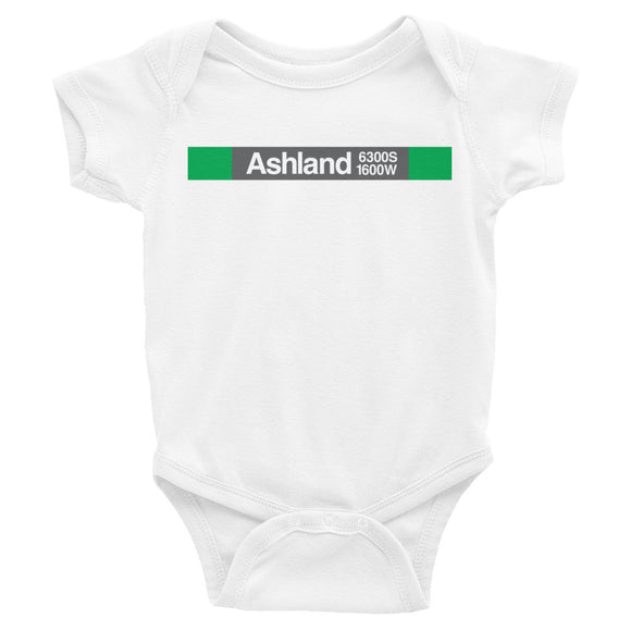 Ashland (Green) Romper
