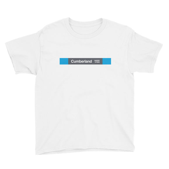 Cumberland Youth T-Shirt - CTAGifts.com