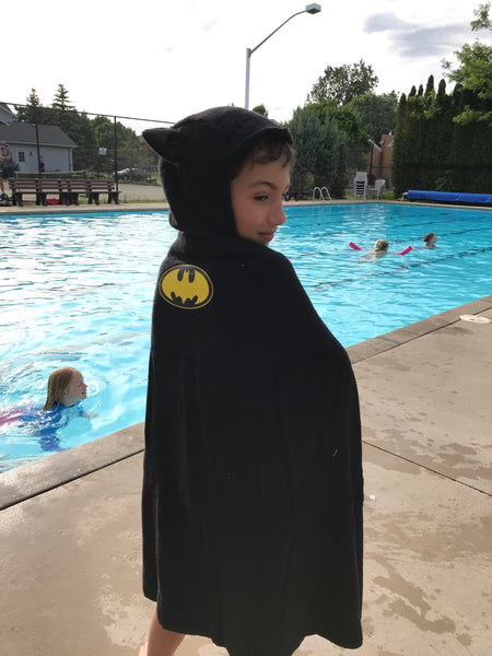 Towel Costume -Bat Hero