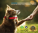 Citronella  Spray Anti Bark Collar (Recharegable)