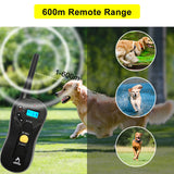 Patpet Remote Vibration Dog Collar Without Shock Dog Training Collar P-630