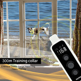 Newest Design Patpet Dog Training Collar P-650. 300M remote control range