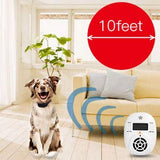 Ultrasonic Indoor Wireless Pet Fence for Dogs & Cats includes Ultrasonic insect Repellent in One