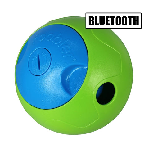 Bluetooth Foobler - Interactive Puzzle Toy Feeder - Recommended by Dr Harry Cooper