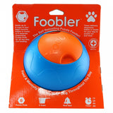 Mini Foobler Interactive - Automatic Puzzle Feeder - Recommended by Dr. Harry Cooper