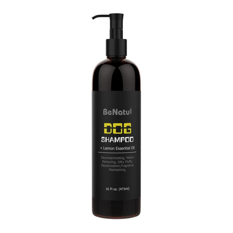 Organic Natural Dog Shampoo and Conditioner