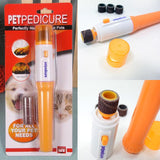 Dog Pedicure Electric Grinder Nail Trimmer Tool