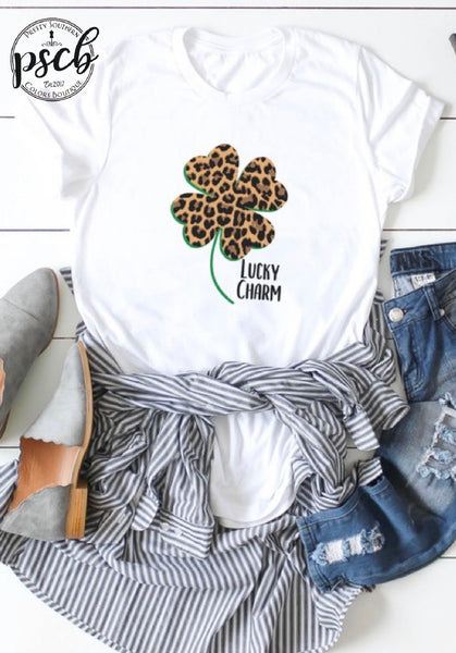 Lucky Charm Graphic Tee