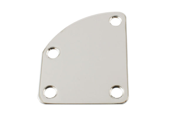 AP-0602-010 Curved Chrome Neckplate