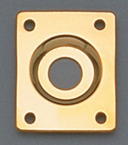 AP-0637-002 Gold Rectangular Jackplate