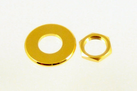 AP-6691-002 Gold Nuts and Washers for Schaller Straplock