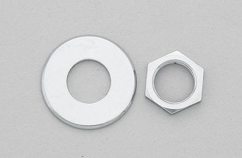 AP-6691-010 Chrome Nuts and Washers for Schaller Straplock