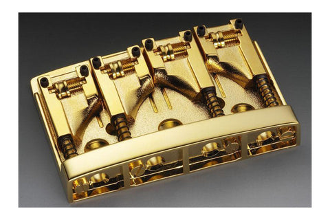 BB-0318-002 Gold Schaller Bass Bridge