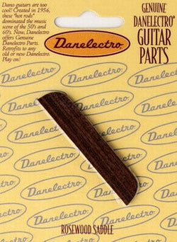 BP-2805-0R0 Rosewood Saddle for Danelectro®