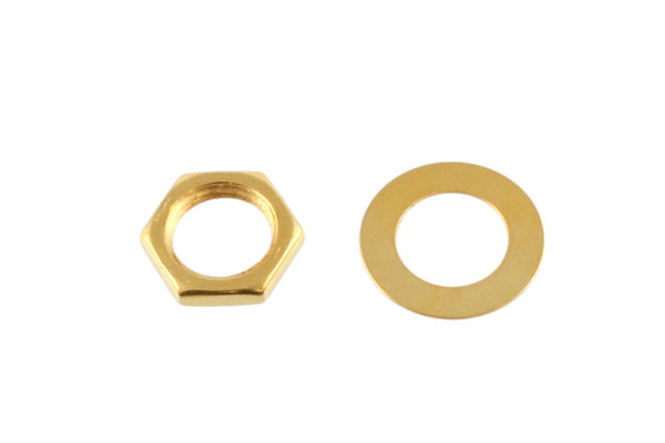 EP-0654-002 Gold Nuts and Washers