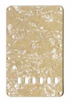PG-0556-058 Cream Pearloid Tremolo Spring Cover