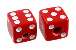 PK-3250-026 Red Dice Knobs