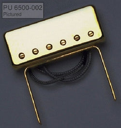 PU-6500-001 Mini Humbucking Pickup Neck Mount Nickel