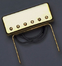 PU-6500-002 Mini Humbucking Pickup Neck Mount Gold