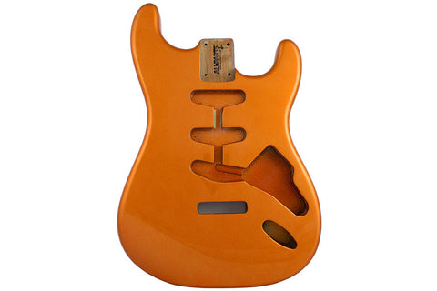 SBF-CAO Candy Apple Orange Replacement Body for Stratocaster¬