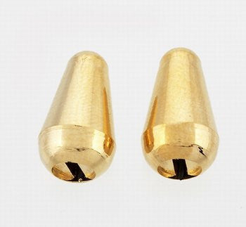 SK-0710-002 Gold USA Switch Tips for Stratocaster¬