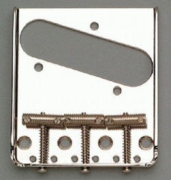 TB-0020-001 Nickel Vintage 3 Saddle Bridge for Telecaster¬