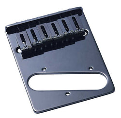 TB-0030-003 Black 6 Saddle Gotoh Bridge for Telecaster¬
