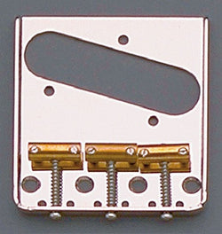 TB-5120-001 Nickel Vintage 3 Saddle Bridge for Telecaster¬