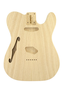 TBAO-TL Thinline Ash Replacement Body for Telecaster®