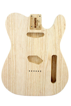 TBAO Ash Replacement Body for Telecaster¬