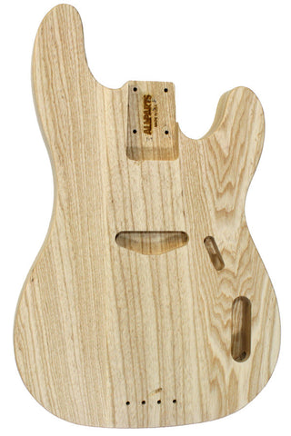 TBBAO Ash Replacement Body for Telecaster¬ Bass¬