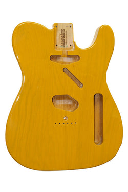 TBF-BS Butterscotch Finished Replacement Body for Telecaster¬