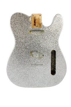 TBF-SS Silver Sparkle Replacement Body for Telecaster¬