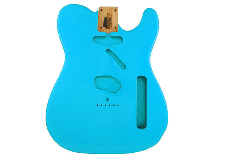 TBF-TPZ Topaz Blue Replacement Body for Telecaster¬