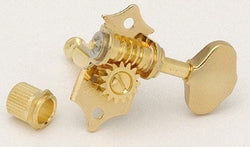 TK-7808-002 Gotoh 3x3 Open Gear Keys Gold