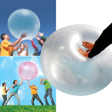 Riesen-Bubble-Ball